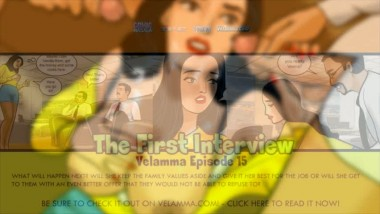 Velamma Episode 15: The First Interview