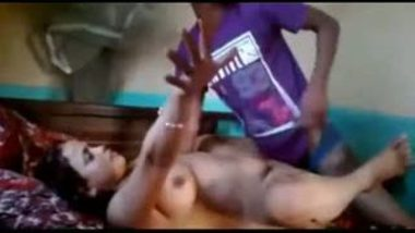Indian village housewife fucked by young devar