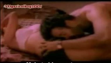 uncle trying to remove bra of devika to hold big boobs in telugu masal