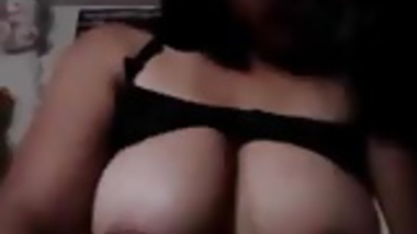 22 Big booby girlfriend riding hard wit hot moans