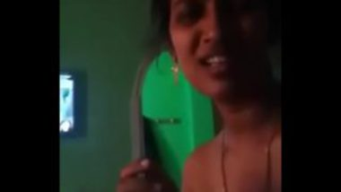 Hot Mallu Wife's First Blowjob