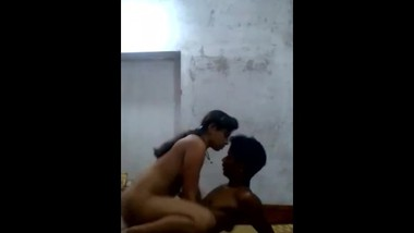 Indian horny girl take viagra and fuck without condom and kiss tightly boy