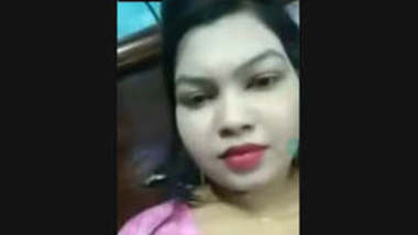 Bangladeshi Girl Showing On Video Call
