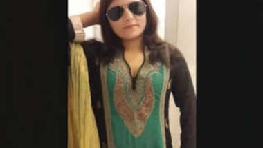 Newly married bhabhi in hotel on honeymoon
