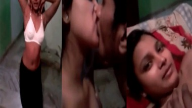 Full-length Desi sex video of a cute Desi teen girl with her Bf