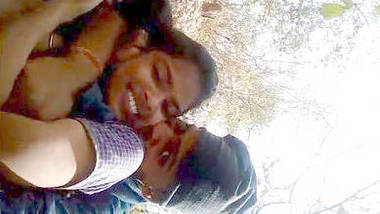 desi hairy couples fuck in forest self video 2