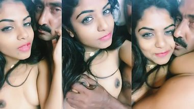 [ Indian porn XXX ] Desi cute curvy wife fucking with her father-in-lw